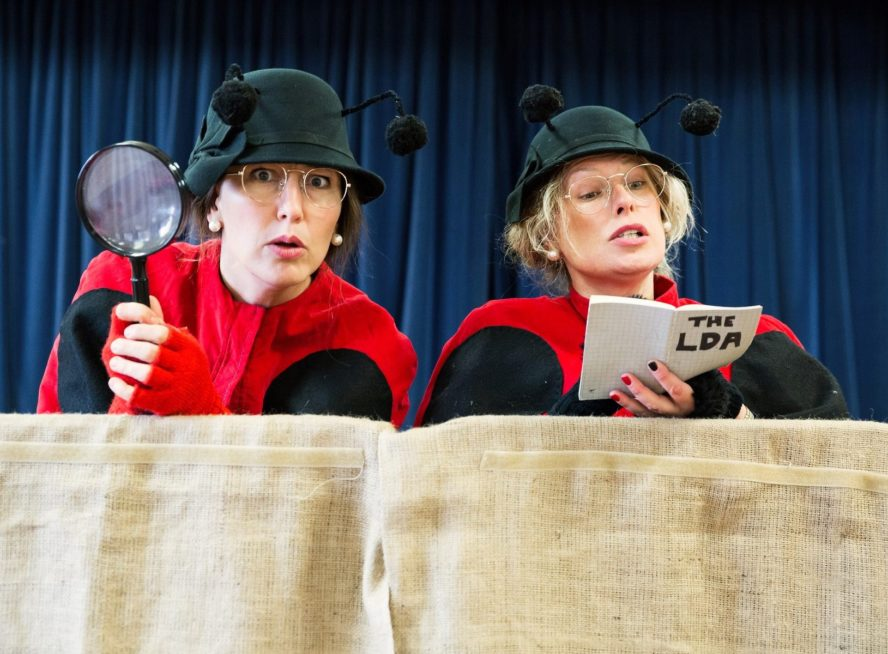 The Ladybird Detective Agency – Dragonbird Theatre