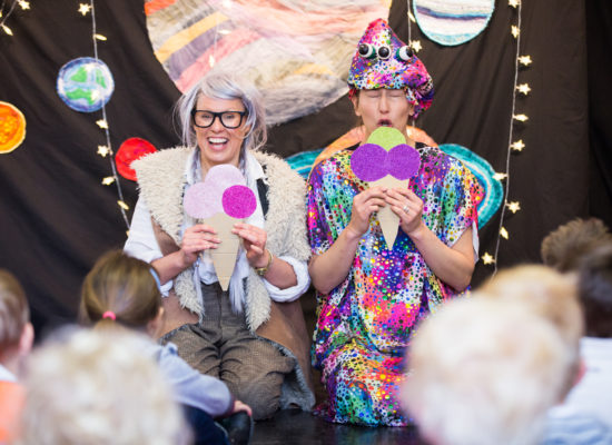 A Tale of Two Planets – Dragonbird Theatre