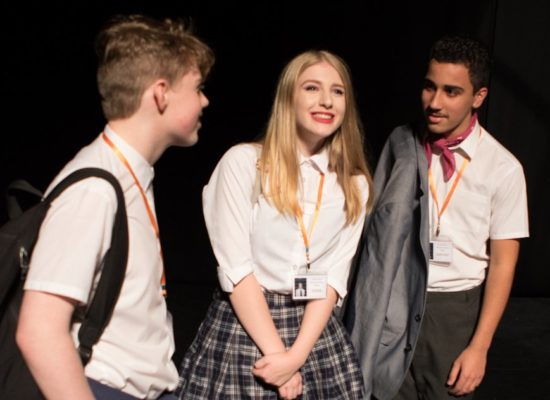 Shakespeare Schools Festival <br/> Oldfield Park