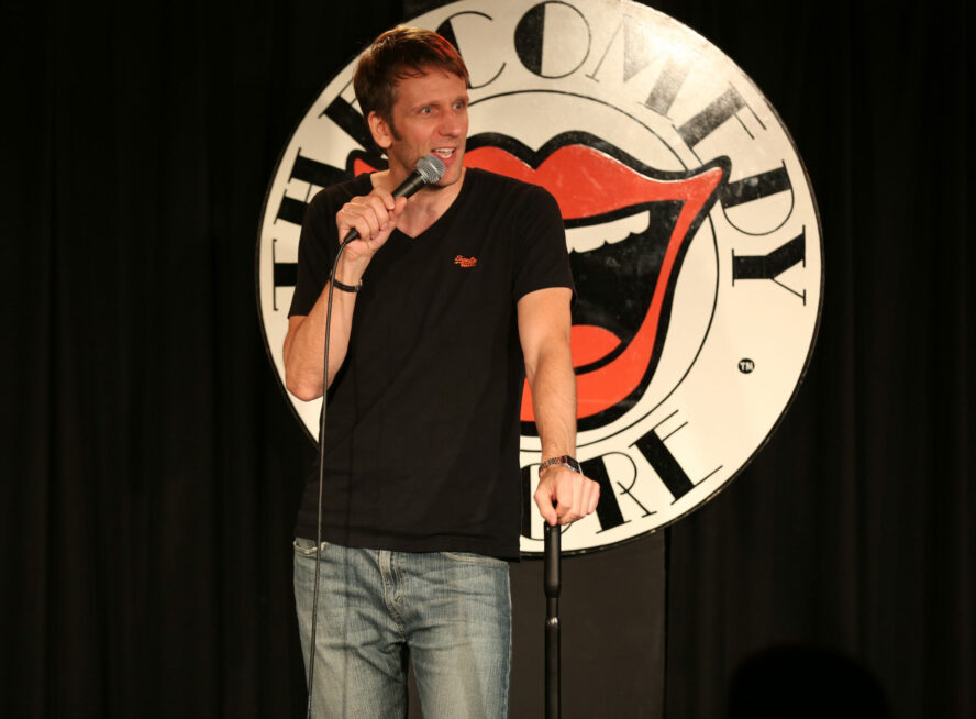Introduction to Stand-up Comedy (Ages 10-13)