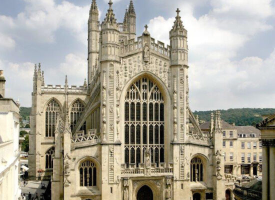 The Completed Restoration of Bath Abbey