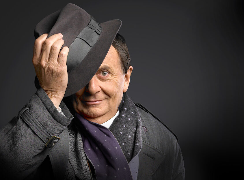 BARRY HUMPHRIES: The Man Behind the Mask