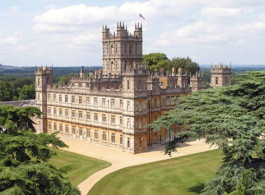 The Real Downton Abbey: Seasons at Highclere