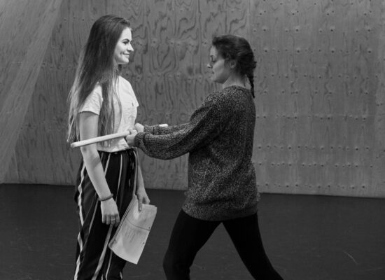 Masterclass: Armed Stage Combat