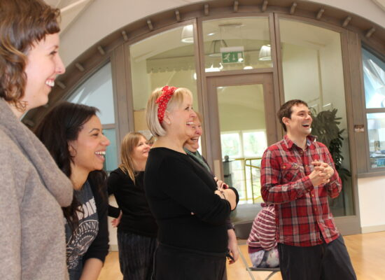 Practitioner Training: Devising Work with Young People