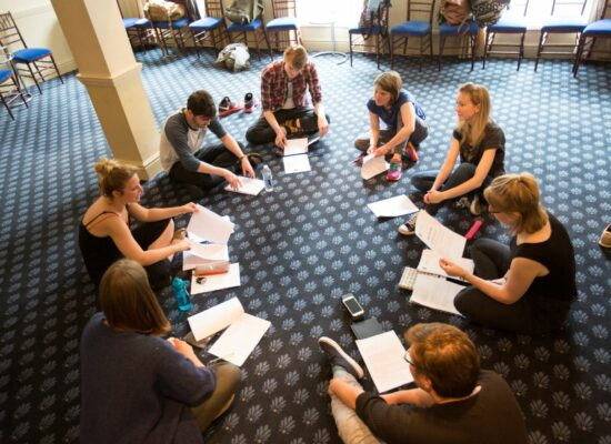 Masterclass: New Writing for Stage