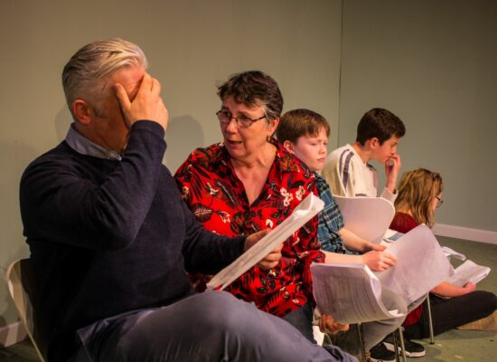 Masterclass: Performing New Writing and Approaching Text